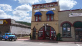 Next to the Grand Canyon Railway station is the Red Garter Inn, in Williams, Arizona.