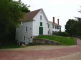 In 1804, about the time of his son Franklin's birth, Benjamin Pierce built the present house.