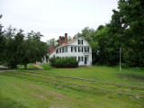 He lived there from his infancy until his marriage to Jane Means Appleton Pierce in 1834.