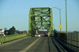 Bremerton, Washington, street bridge.