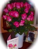 Mickey's Birthday Roses