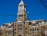 The Pottsville Courthouse