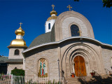 St Michael's - The first Ukrainian Greek Catholic Church in America