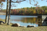 Reservoir in The Fall