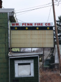William Penn Fire Company  -  Humble but Mighty