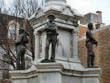 Tribute to Our Veterans - Garfield Square, Pottsville, PA
