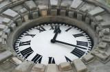 church clock-Antigua