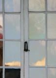 glass door-Antigua