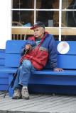 old man-Skagway