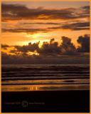 Rockaway Beach Sunset