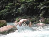 River Celeste - Yoga Pose II
