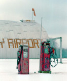 ESSO at the ancient Potato City Airport