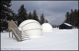Cherry Springs Astronomical Domes