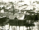 Courthouse, photo made about 1925
