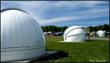 Cherry Springs Dark Sky Park, the Domes