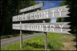 God's Country Route 44, Potter-Lycoming County Line