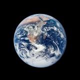 Earth from Apollo17