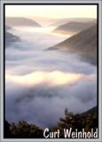 Silver Fog from Hemlock Mt.
