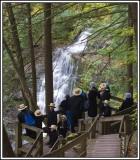 Amish waterfall