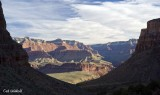 from Bright Angel Trail