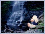 Chimney Hol Falls
