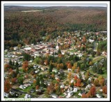 County Seat of Potter County