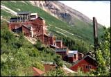Kennecott mine at Wrangell-St Elias NP