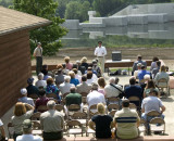DCNR Secretary dedicates Lyman Lake-June 5