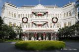 Raffles Hotel @ Christmas