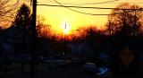Merrick sunset