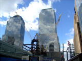 Freedom Tower starts to take shape