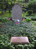 Theodore Roosevelt's grave in Oyster Bay, Long Island
