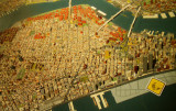 Tribeca in the Panorama at Queens Museum of Art