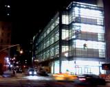 Leonard Street and West Broadway in lower Manhattan