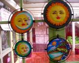 Celestial images in San Antonio