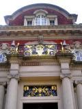 Old Westbury facade
