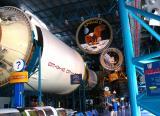More of Saturn Rocket