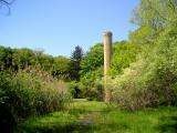 A chimney
