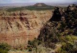 Beyond the canyon
