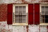 Old Philadelphia neighborhood