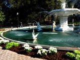 Forsythe  Park Fountains