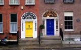 Dublin doorways