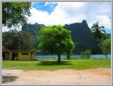 Maison tahitienne