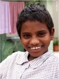 This boy worked in our guest house in Dhramkot. - 11 years old, originally from Bihar (a state more than 24hrs drive away)