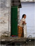 Woman in Mcleod-Ganj.