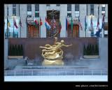 Prometheus #01, Rockefeller Center, NYC