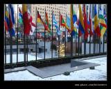Rockefeller Center Plaza, NYC