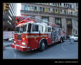 FDNY Ten Truck, NYC