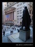 NYSE & George Washington, NYC