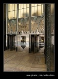 Chrysler Building Entrance, NYC